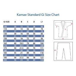 Kamae Standard Gi