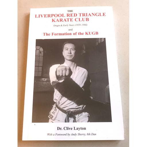 The Liverpool Red Triangle and the Formation of the KUGB - Dr Clive Layton