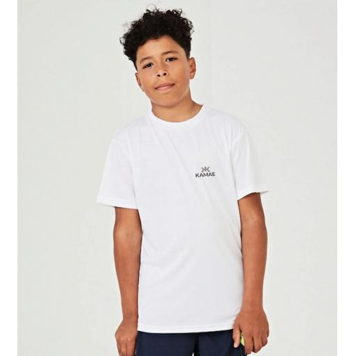 Children's Embroidered T-Shirts